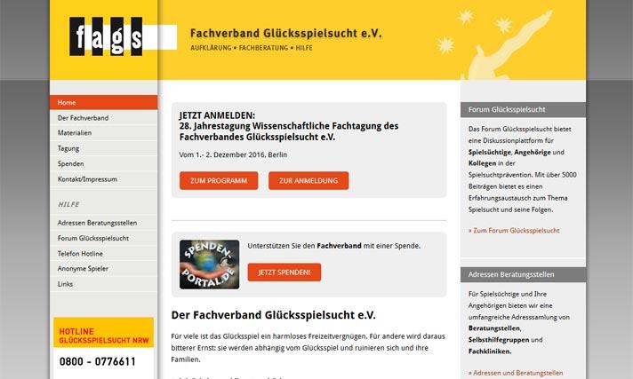 Fachverband GlГјcksspielsucht